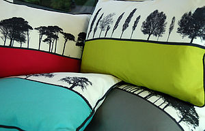 Landscape Cushion Free Uk Delivery - bedroom