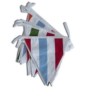 Deckchair Cotton Bunting - decorative accessories