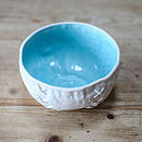 Colour Glaze Porcelain Bowl