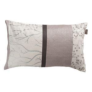 Taplow Handwoven Cushion - cushions