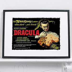 Official Dracula Film Poster - film & tv