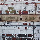 Reclaimed Harbour Master Coat Rack