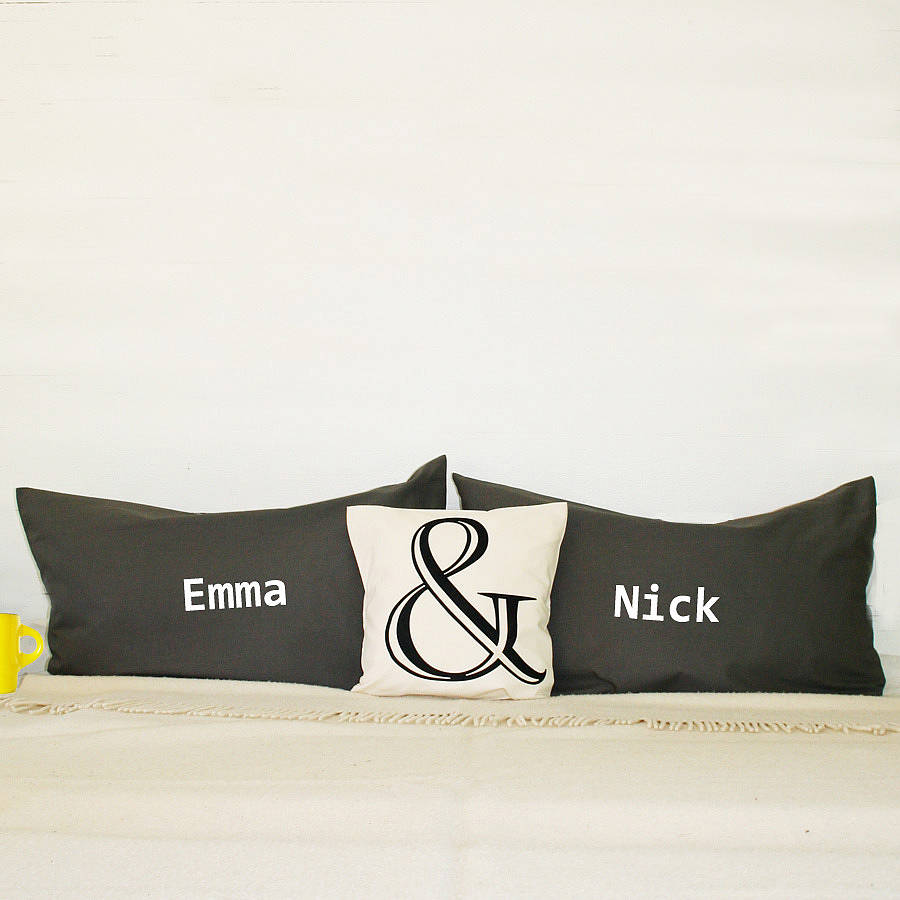 couple s pillowcase set by minna s room light grey color room light grey painted room