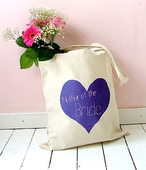 'Mother Of The Bride' Wedding Tote