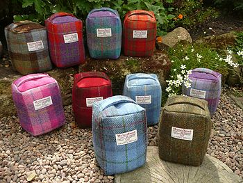 Harris Tweed Doorstops