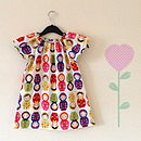 Russian Doll Girls Dress
