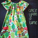 Fairy Tale Girls Dress
