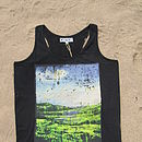 Ladies View Racer Back Vest Top