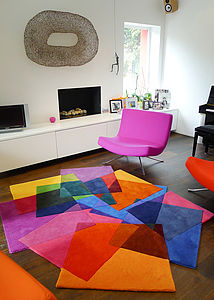 After Matisse Rug Medium Size - the geometric trend