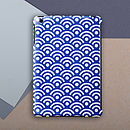 Japanese Paper Pattern Case For iPad Mini