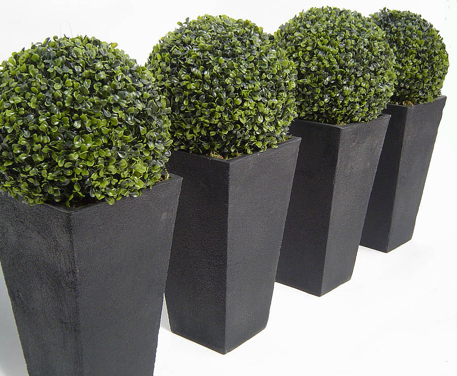 giant artificial boxwood topiary ballartificial landscapes Artificial Topiary Trees