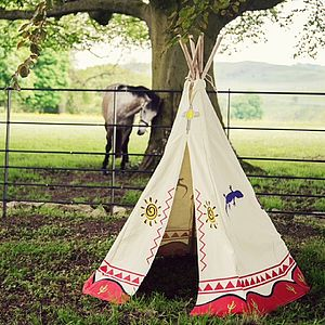 Play Teepee - toys & games
