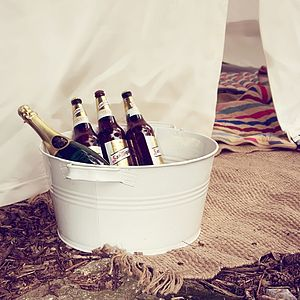 Drinks Bucket - picnics & barbecues