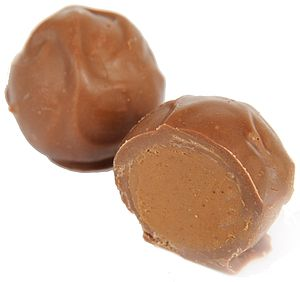 Patricia – Milk Chocolate Praline Truffle - cakes & treats