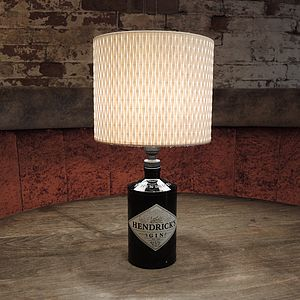 Upcycled Hendricks Table Lamp