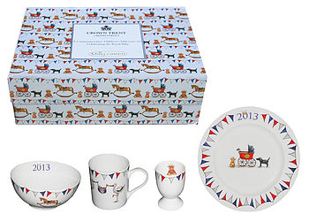 Royal Baby Children's Tableware Gift Set