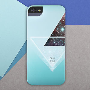Personalised Geometric Phone Case