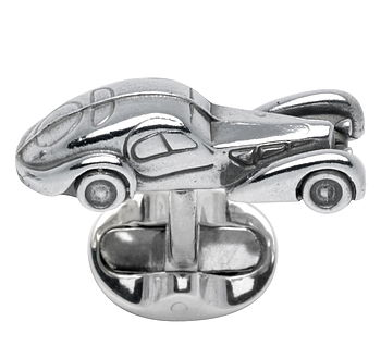 Limited Edition Bugatti Type 57 Cufflinks