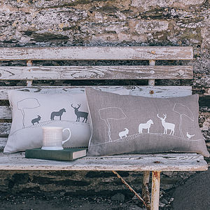 Exmoor Cushion - decorative accessories