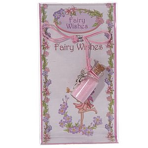 Fairy Dust Pendant - children's jewellery