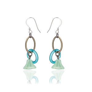 Waterfall Earrings - women's jewellery