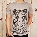 Popcorn Bear T Shirt