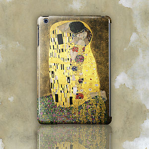 Klimt The Kiss Case For iPad Mini - tech accessories for her