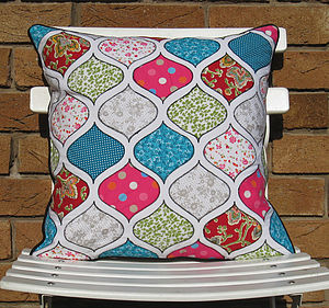 Kaleidoscope Floral Cushion Cover - view all sale items