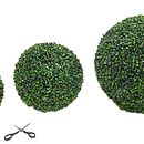 Grande Artificial Boxwood Topiary Ball