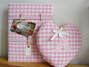 Girls Bedroom Accessories Set
