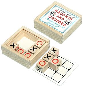 Naughts And Crosses Game - educational toys