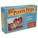 Vintage Style Flower Press