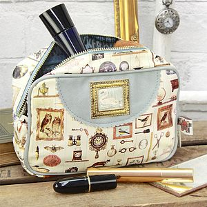 Granny's Attic Make Up Bag - make-up & wash bags