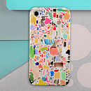 Scribbles By Mia Christopher Case For iPhone