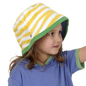 Towelling Reversible Hat - hats, scarves & gloves