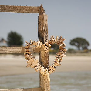 Driftwood Heart - view all sale items