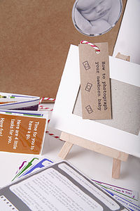 How To Photograph Your Newborn Baby Gift Box - picture frames for children