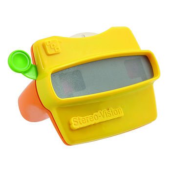 Retro Style 3D Viewer