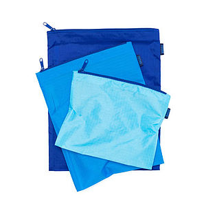 Bright Zip Pouches