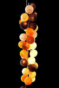 Caramel Swirl Fairy Lights