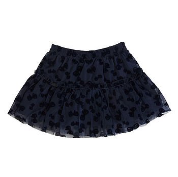 Kedora Bow Tulle Skirt