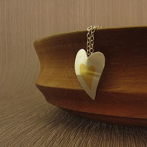 Handcrafted Loveheart Pendant