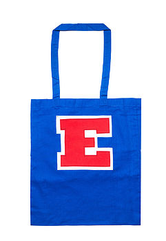 Personalised Letter Tote Bag