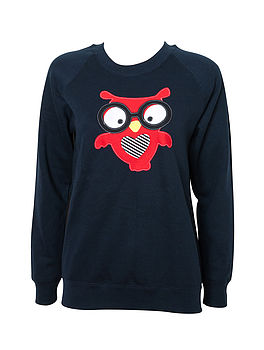 Wise Owl Sweater
