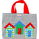 Make A Beach Hut Bag Sewing Kit