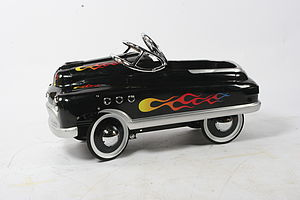 Comet Hot Rod Pedal Car - toys & games