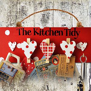 Kitchen Tidy - kitchen accessories