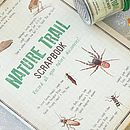 Nature Trail Viewer And Scrapbook