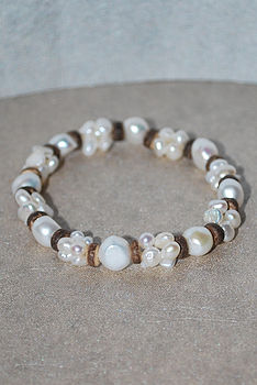 Coco And Pearl Bracelet