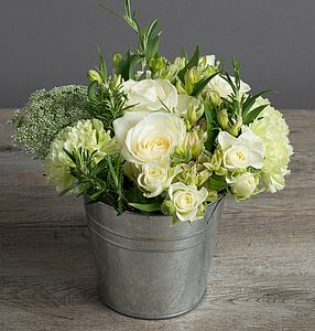 Bucket Of Herbs And Garden Flowers - view all mother's day gifts